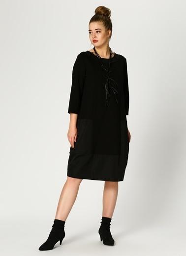 Verda Elbise Siyah